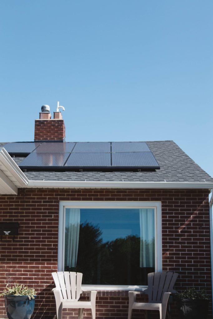 Panneaux photovoltaïques, autoconsommation, surplus, revente, maison,